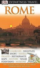 Rome (EYEWITNESS TRAVEL GUIDE)