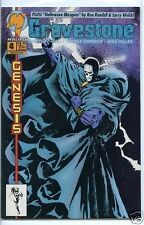 Gravestone 1993 series # 4 near mint comic book