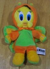 WB Looney Tunes TWEETY BIRD IN BUTTERFLY COSTUME Plush