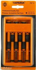 Taparia Precision Impact Screw Driver Set PST6 (Pack of 6) Torx 3 Year guarantee