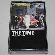 The Time Ice Cream Castle Cassette Tape Columbia House Jungle Love Morris Day