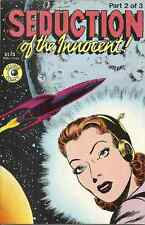 SEDUCTION OF THE INNOCENT 2, Nov 1985, ECLIPSE - 1950S PRECODE HORROR COMICS!!!