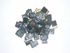 5 x 16GB Micro Sd memory cards job lot Mix Brands