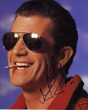 MEL GIBSON AUTOGRAPH SIGNED PP PHOTO POSTER