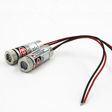 1Stk. 650nm 5mw 5V Rot Laser Line Module Adjustable Laser