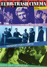 Euro-Trash Cinema Triple Feature: I'll See You in Hell / Passport for Corpse / D