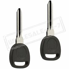 2 Replacement For 2007 2008 2009 2010 2011 Chevrolet Equinox Transponder Key