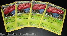 4x Vileplume 3/98 XY Ancient Origins Rare MINT Pokemon Cards
