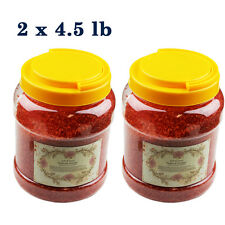 2 x4.5 Ib Sea Salt Crystals Rose - Pedicure Foot Soak Solution USA SELLER