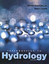NEW - Introduction to Hydrology (4th Edition)