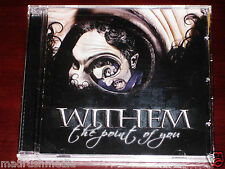 Withem: The Point Of You CD 2013 Sensory / The Laser's Edge SR3068 NEW
