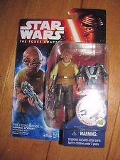 STAR WARS The Force Awakens ADMIRAL ACKBAR 3.75 inch Figure NEW