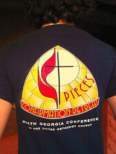 NORTH GEORGIA CONFERENCE OF THE UNITED METHODIST CHURCH Cotton Size S T-Shirt