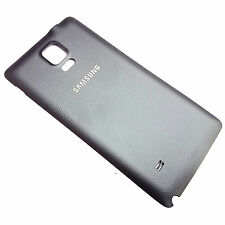 Genuine Samsung Galaxy Note 4 N910 rear battery cover Black back housing Grade A
