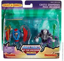 Mini MOTU No. 3  SCAREGLOW & STRATOS Masters of the Universe Classics