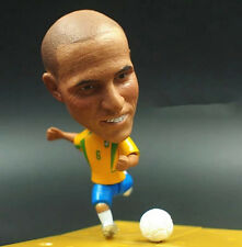 Brazil Soccer Football Star Roberto Carlos Fans Toy  Action Figure Doll New