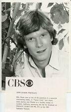 BILLY MOSES HUNKY PORTRAIT FALCON CREST ORIGINAL 1981 CBS TV PHOTO