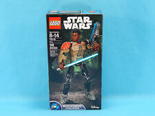 Lego Star Wars 75116 Finn Buildable Figure 98 Pieces New Sealed