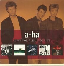 5 CD-Box (NEU!) . a-ha - 5 Original Alben (Take On Me / Best of 80s aha mkmbh