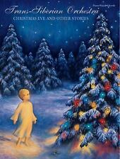 Trans-Siberian Orchestra Christmas Eve And Other Stories Piano Vocal Chords Bk