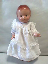 "Vintage Composition Effanbee Patsy Jr. Doll 11"" Fully Jointed"