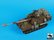 Black Dog 1/35 M109A6 Paladin SP Howitzer Accessories Set (for AFV Club) T35122