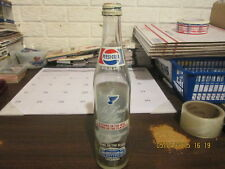 NHL St.Louis Blues 6 Years in the Playoffs Pepsi Bottle