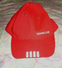 SWEDEN FINLAND LINE CRUISE ADVERTISING VIKING LINE CAP