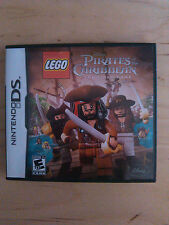 NINTENDO DS SPIEL  LEGO PIRATES OF THE CARRIBEAN