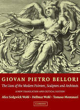 Giovan Pietro Bellori: The Lives of the Modern Painters, Sculptors,-ExLibrary