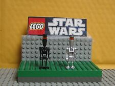 "STAR WARS LEGO MINIFIGURE--MINI FIG--""   ELITE ASSASSIN & ASSASSIN DROID  """