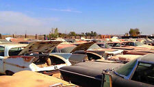 1960s Chrysler Imperial Salvage Yard 13 x 19 Photograph