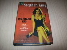 STEPHEN KING:COLORADO KID.NARRATIVA SPERLING 2005 PRIMA EDIZIONE!CopertinaRIGIDA