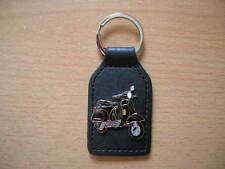Schlüsselanhänger Piaggio Vespa PK50 PK 50 XL schwarz black Roller Scooter 0019