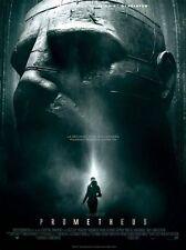 Affiche 40x60cm PROMETHEUS 2012 Ridley Scott, Fassbender, Noomi Rapace NEUVE