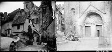 CONQUES c. 1920 - 13 Stéréos Verre Aveyron - 32