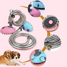 Pet Dog Cat Shower Massage Shampoo Sprayer Brush Bath Hose Wash Multifunctional