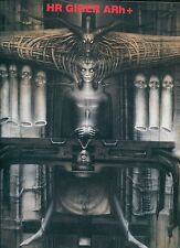 """HR Giger ARh+"", by H.R. Giger & Timothy Leary / ILLUSTRATED"
