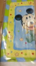 MINNIE MICKEY Party TABLECOVER Baby Shower Supplies Decoration Birthday Girl Boy