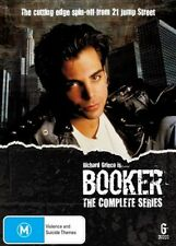 Booker: The Complete Series (DVD, 6-Disc Set) * 21 Jump Street Spin Off * NEW!