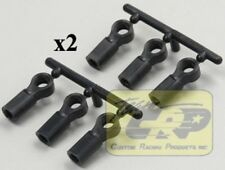 5mm ROD ADJUSTER ENDS Fire Dragon Bear Hawk Toyota Mountain Rider Tamiya 50596