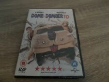 DUMB AND DUMBER TO DVD NEW REGION 2 BNIW XMAS GIFT SEALED COMEDY
