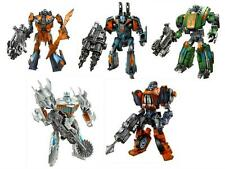TRANSFORMERS GENERATIONS RUINATION IMPACTOR TOPSPIN WHIRL ROADBUSTER TWINTWIST
