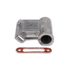 Exhaust Manifold + PAD 02031 For 1/10 HSP RC Car 15 16 18 Engine Himoto Redcat