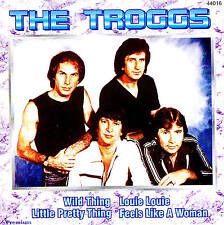 THE TROGGS 18 Tracks CD Top Album NEU & OVP Prestige 1997 (Barry Collings)