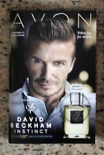 Brazil Avon catalog sep 2015 17 David Beckham Cover Instinct Campaign