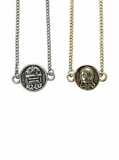 NEW Star Wars R2-D2 & C-3PO Droids Best Friends BFF Besties 2 PK Necklace Set