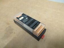 IFM ELECTRONICS I/O MODULE ACC2801 4IN 4OUT 26.5-31.6VDC 280MA USED