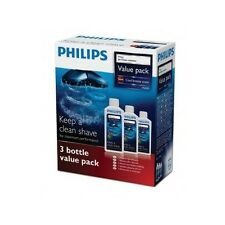 Philips Jet Clean Solution Shaver Cleaner Shaving Head Cleaning Fluid Breeze NEW