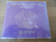 QUEEN YOU DON´T FOOL ME THE REMIXES 4 TRACKS CD SINGLE 1996 UK PARLOPHONE USED